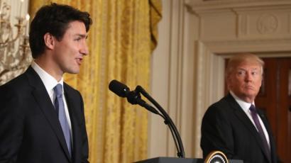 Trudeau dice que aranceles dañan a EEUU yCanadá