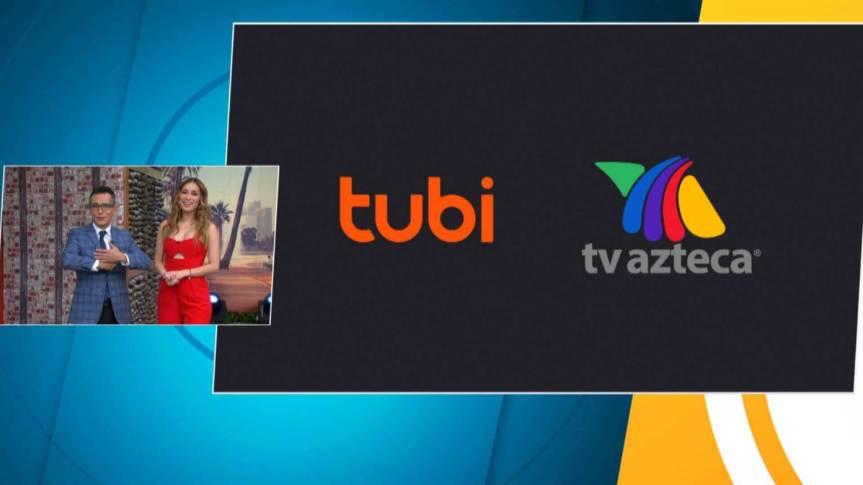 Tubi, la plataforma gratuita de streaming, llega aMéxico