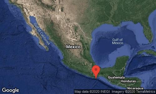 Presidente de México confirma sismo de magnitud 7,5 en el sur del país, sindaños