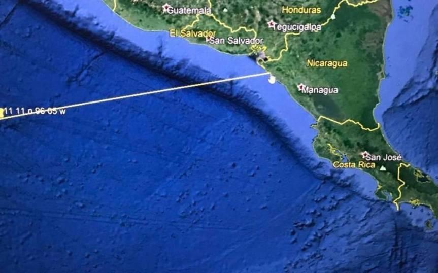 Autoridades de El Salvador descartan amenaza de tsunami tras terremoto enMéxico