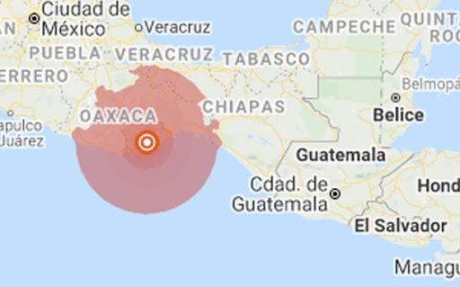 Ecuador alerta sobre peligro inminente de tsunami en sus costas tras terremoto enMéxico
