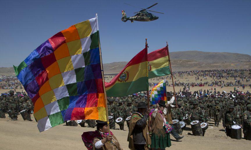 Organizaciones sociales de Bolivia, en alerta contra nueva postergaciónelectoral