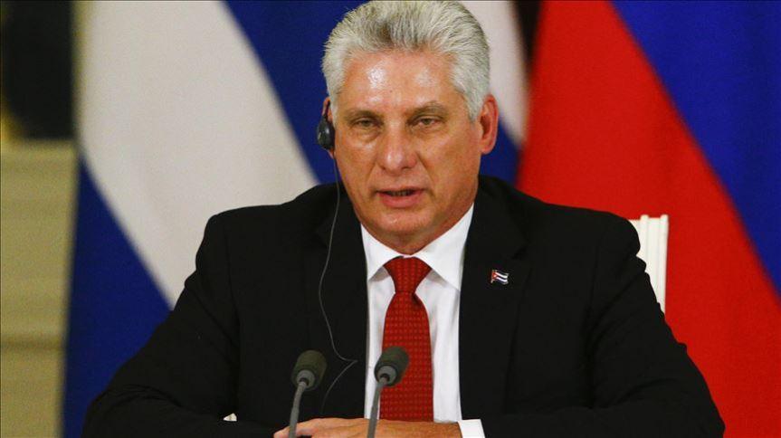 Presidente de Cuba denuncia incitación al terrorismo a través de discursos de odio deEEUU