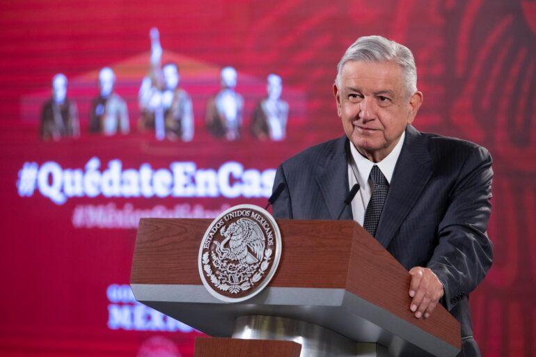 López Obrador espera que expresidentes mexicanos declaren en casoOdebrecht