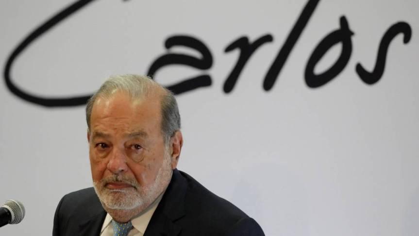 El multimillonario mexicano Carlos Slim ayudará a reconstruir el puerto deBeirut