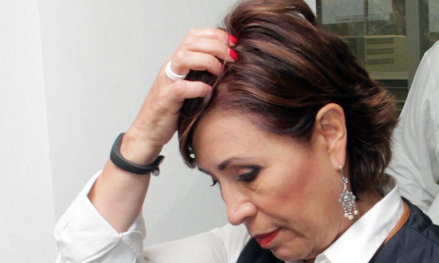 """La FGR pide 21 años de cárcel para Rosario Robles por la """"EstafaMaestra"""""""