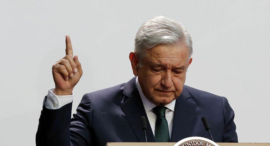 Presidente López Obrador llama a la solidaridad internacional antepandemia
