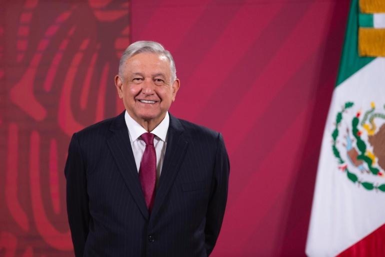 Presidente de México anuncia que se someterá a referendo de revocación de mandato en2022