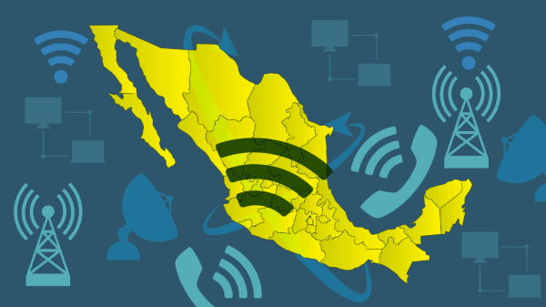 La fotografía de las telecomunicaciones fijas al comenzar la pandemia de Covid-19 enMéxico