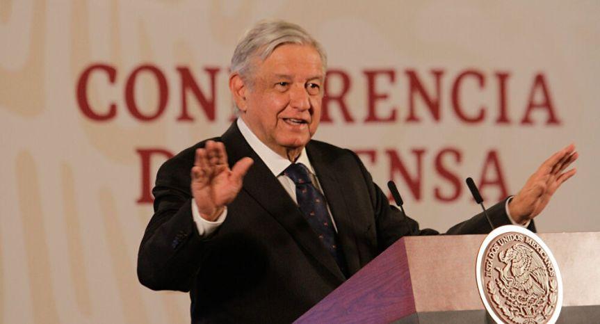 """Presidente mexicano celebra que Bolivia resolvió """"conflicto por vía democrática"""""""
