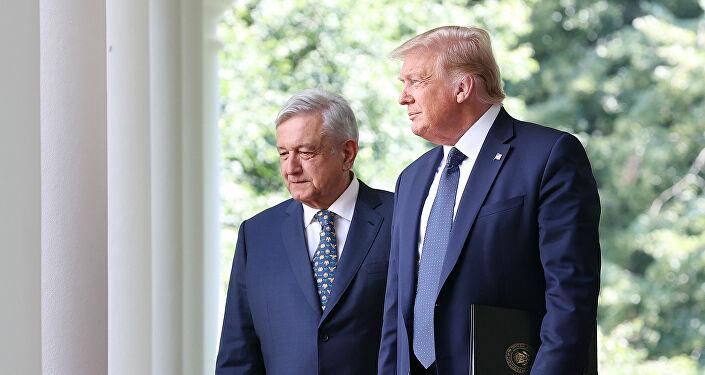 México y EEUU modernizan frontera común de cara al nuevo acuerdocomercial