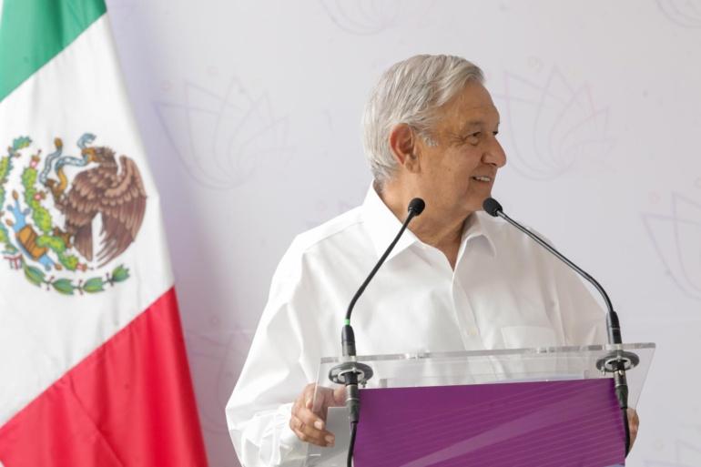 El Presidente López Obrador celebra recuperación de empleos por repunte de laeconomía