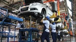 Producción industrial de México se contrae más 8,4% interanual, según cifrasoficiales