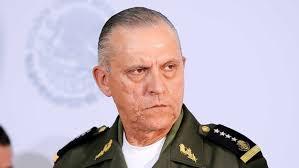 El general Cienfuegos niega todo ante corte de NuevaYork