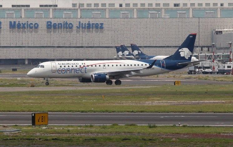 IFT niega a Aeroméxico concesión para comunicaciones terrestres en 44aeropuertos