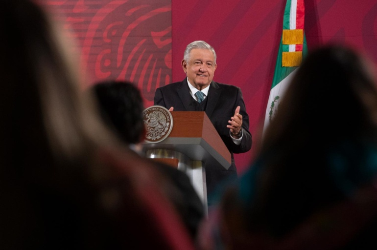 Presidente México niega haber amenazado con expulsar a la DEA por casoCienfuegos
