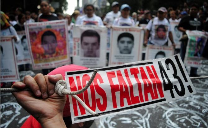 FGR oculta la 'nueva verdad' del caso Ayotzinapa, clasifica laaveriguación