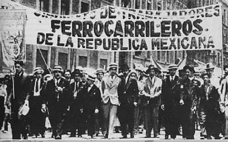 Celebran 113 aniversario del Día delFerrocarrilero
