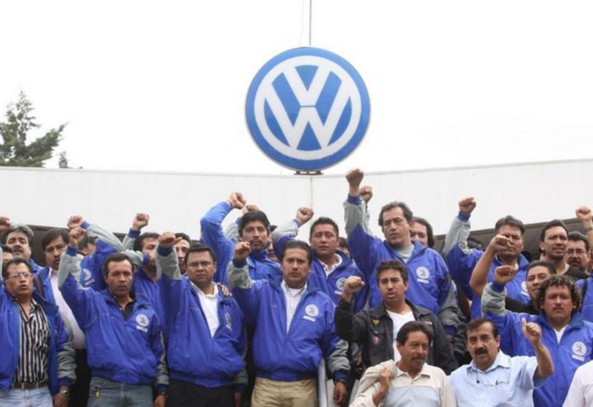 Sindicato de VW aplaza la huelga hasta próximoaño