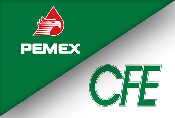 Pemex y CFE mantienen 15.2% del gasto federal para el próximoaño