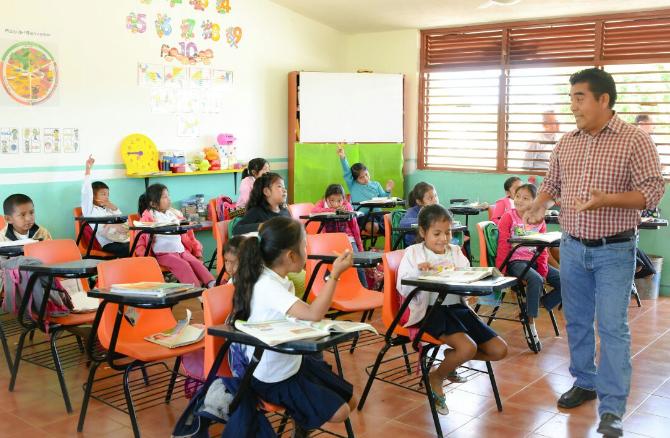 Programa de Escuelas de Tiempo Completo, con hasta 12,000 millones depesos