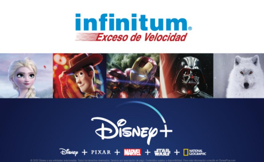 Disney+ llega a México con su acervohistórico