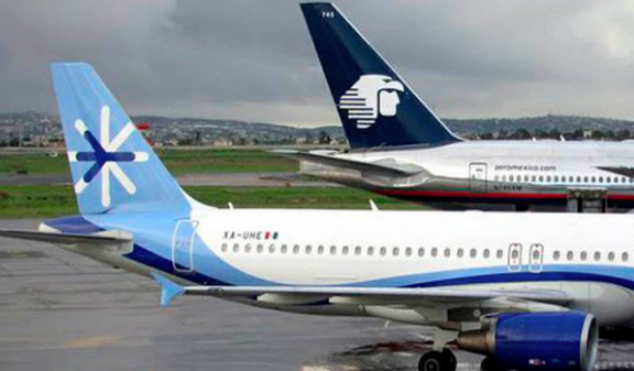 Recuperación de las aerolíneas podría darse endiciembre