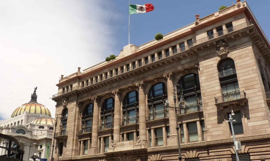 Bancos respaldarían al Banxico contra iniciativa de efectivo en monedaextranjera
