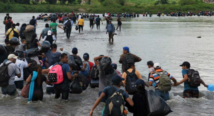 Migrantes, con derecho a lavacuna