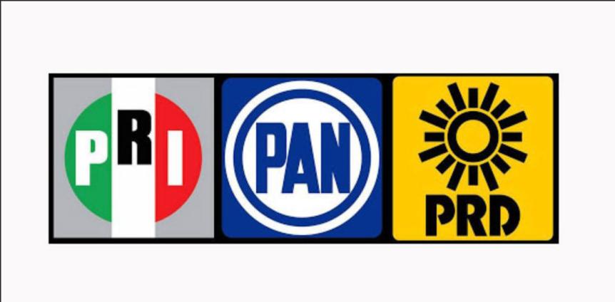 Celebran PAN, PRI y PRD el silenciamiento de lasmañaneras