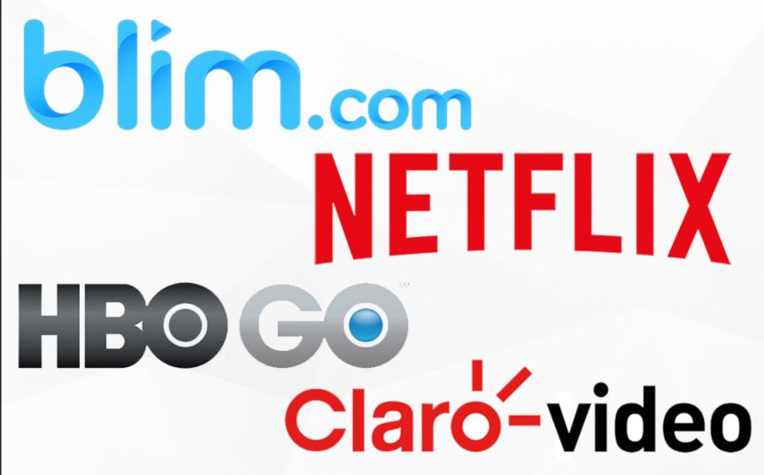 En México, ingresos por servicios OTT, como Netflix, alcanzarán los mil 400 mdd en2024