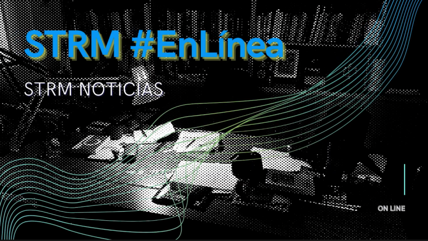 STRMnoticias. #EnLínea. Con Selene Arellano e IsraelQuiñones.