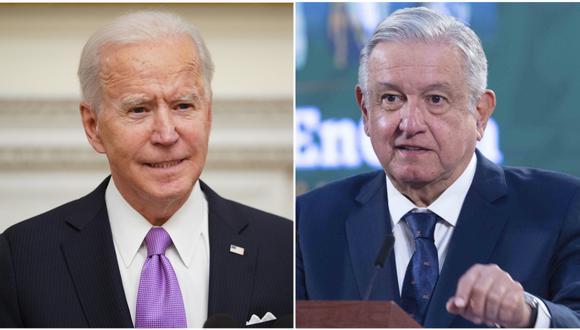 Presidente de México dice que habló con Biden sobre migración, covid-19 ycooperación
