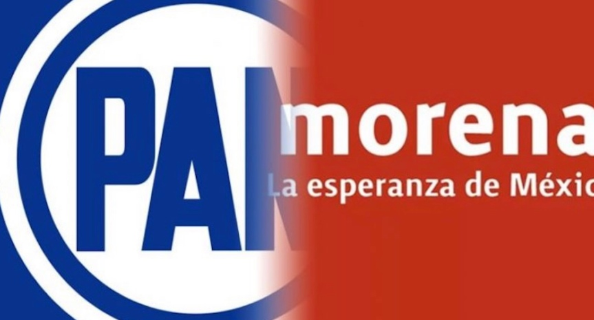 Morena anuncia apoyo total al mandatario; PAN,batalla