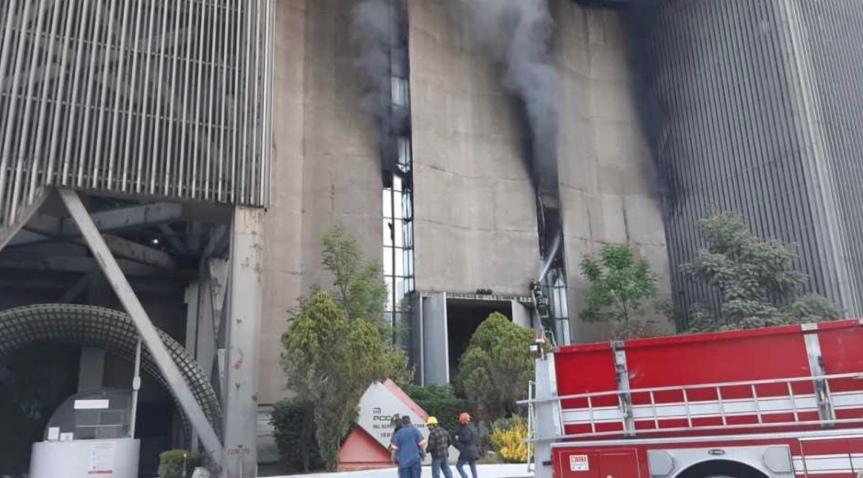 Peritajes determinarán causas de la conflagración y si hay responsabilidades