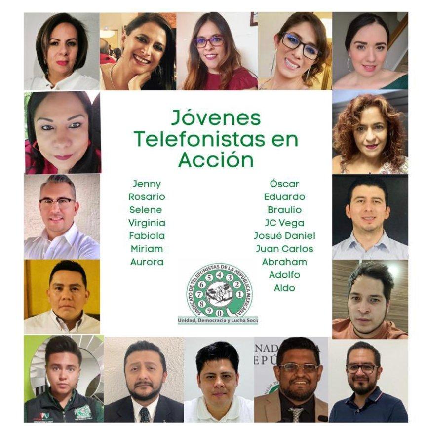 STRMnoticias: Jóvenes Telefonistas enAcción