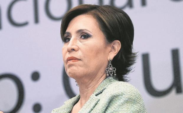 Ofrece Robles a la Fiscalía General aportar pruebas en contra deVidegaray