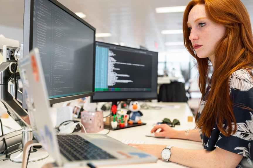 Niñas necesitan más mujeres TIC que las inspiren para estudiar carrerasSTEM