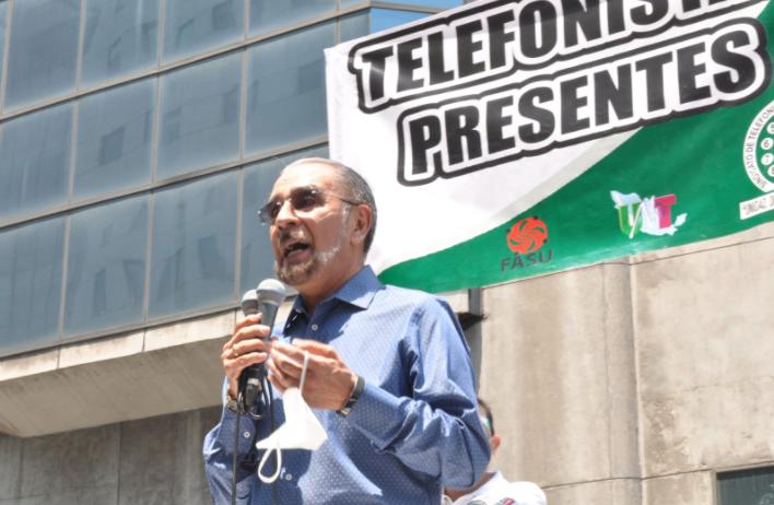 Conflicto laboral entre Telmex ySTRM