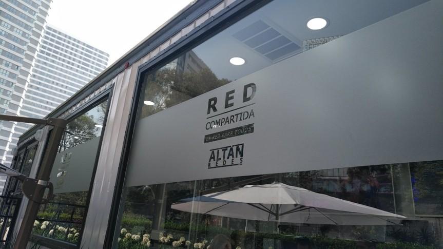 Altán Redes, empresa que despliega la Red Compartida, solicita concursomercantil