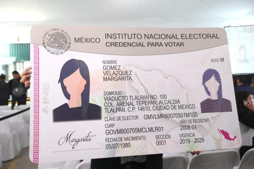 Investiga el INE posible uso ilegal del listado de credenciales paravotar