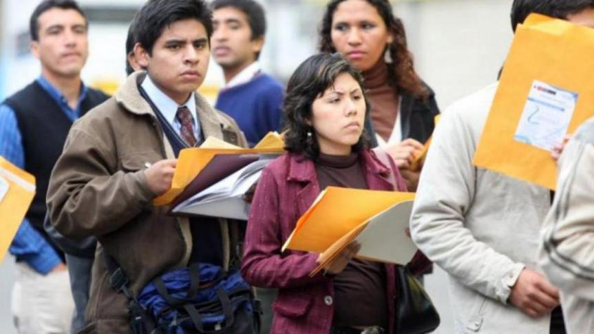 Población económicamente activa en México es un millón menos que marzo de2020