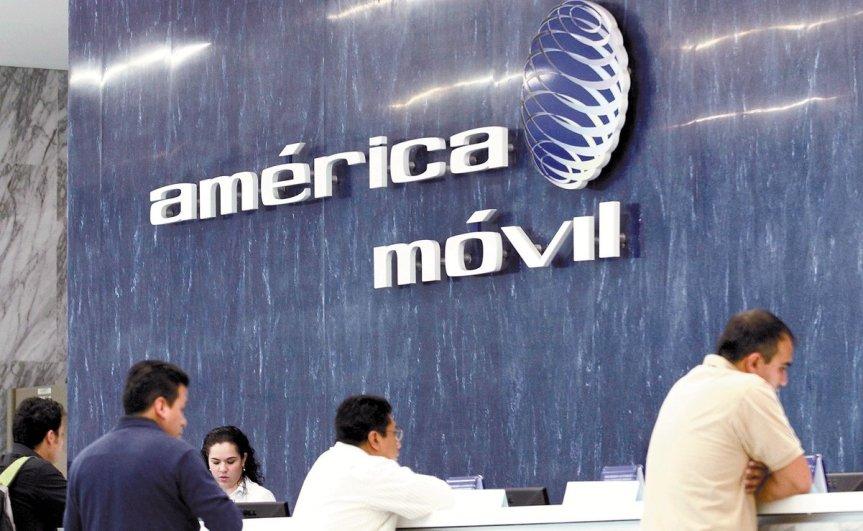 Utilidad neta de América Móvil crece 119.6% en segundotrimestre