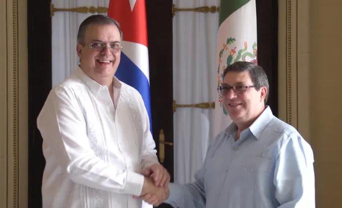 México ofrece ayuda humanitaria a Cuba a nombre de Celac, dice cancillerEbrard