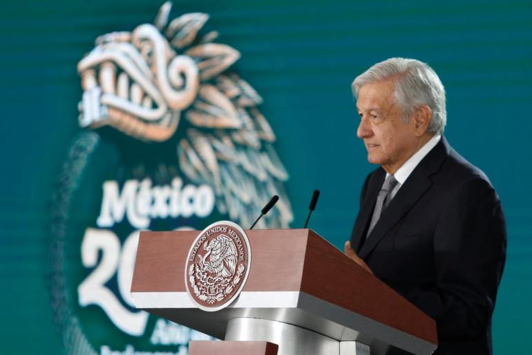 Presidente mexicano dialogará con vice de EEUU sobre reapertura de frontera ymigración