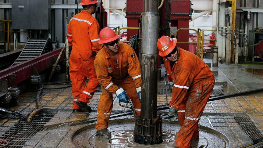 La rusa Lukoil anuncia descubrimiento de un nuevo yacimiento de petróleo enMéxico