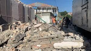 Autoridades confirman 304 fallecidos por terremoto en el sur deHaití
