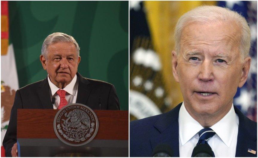 Presidente López Obrador pide a Biden invertir en una nueva estrategiamigratoria