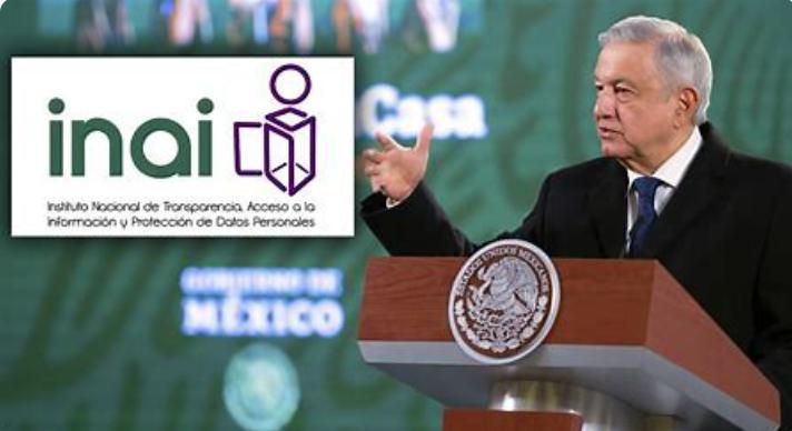 Inai confirma investigación contra la Oficina de laPresidencia