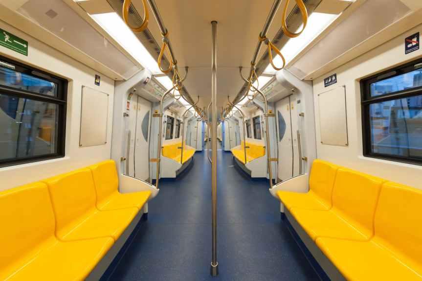 Huelga paraliza parcialmente la red de trenes enAlemania